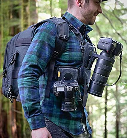Cotton Carrier G3 147 Professional Belt For One Or Camera Photo