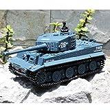 BlueFit German Tiger I Panzer Tank with Remote