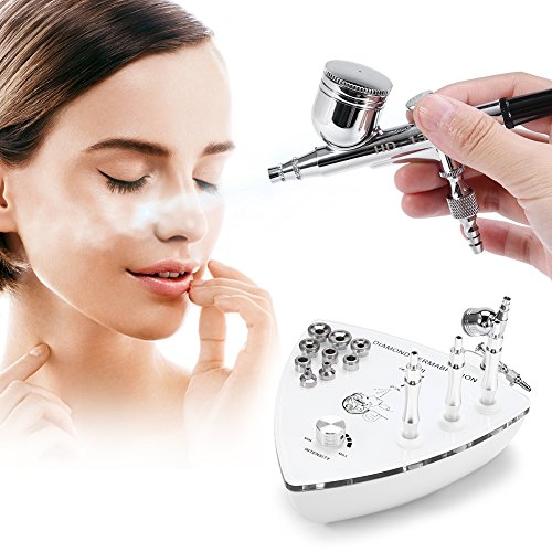 Moisturizing Oxygen (Diamond Microdermabrasion Machine, Skin Rejuvenation Water Moisturizing Oxygen Spray Gun with Diamond for Vacuum Spra)