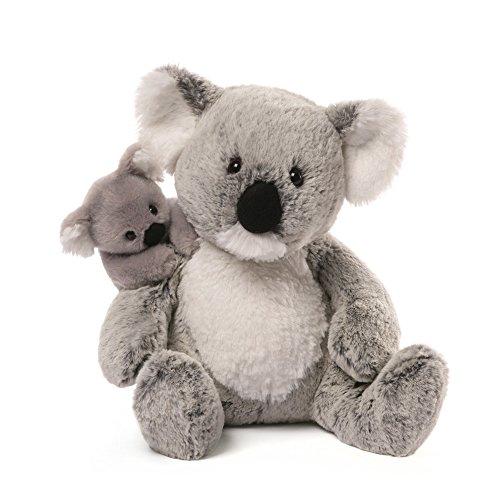 "GUND Koala & Baby Plush, 11"""