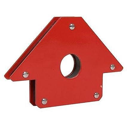 Soporte magnético para soldadura – flecha forma para múltiples ángulos – con capacidad para hasta 75
