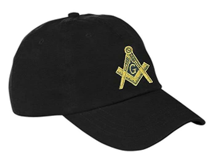 cb9b0ef660e Express Design Group Greekgear Men s Masonic Hat Black at Amazon ...