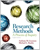 Research Methods : A Process of Inquiry Plus MySearchLab with EText, Graziano, Anthony M. and Raulin, Michael L., 0205900925