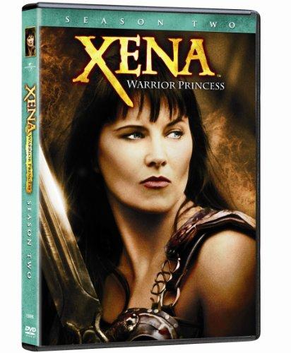 xena warrior princess season 1 - 4