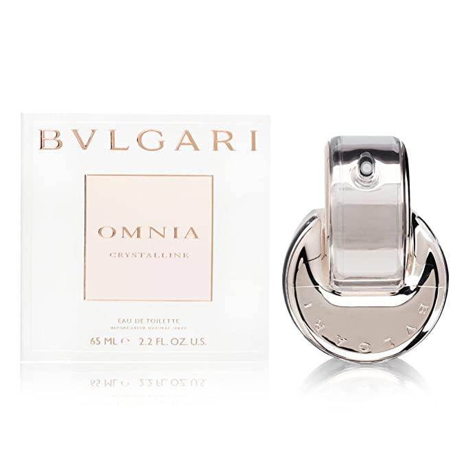 822ba522126 Amazon.com   Bvlgari Omnia Crystalline Eau de Toilette Spray for ...