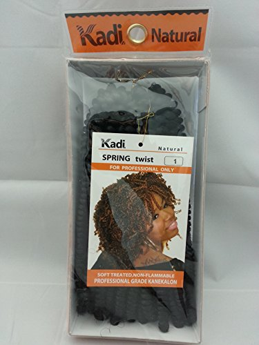 Kadi Natural Extension Professional Kanekalon product image