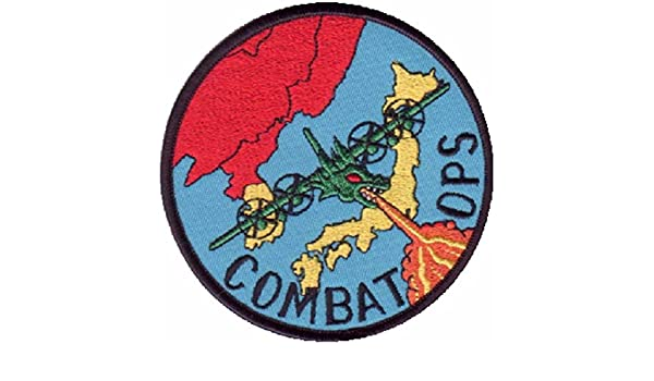 Amazon.com: 1st SOS Combat Ops Squadron Patch Puff The Magic Dragon: Clothing