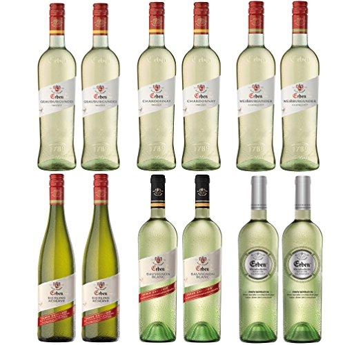 Erben Kennenlern Weißwein Paket (12 x 0.75l)