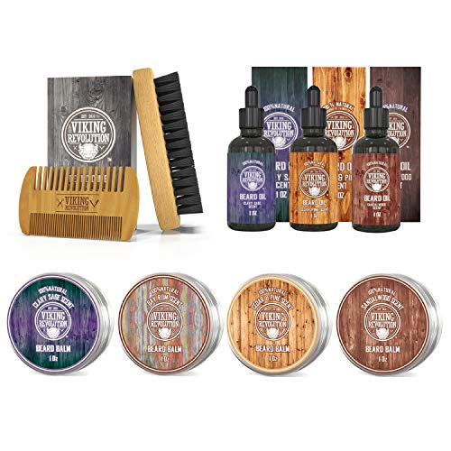 Beard Brush Bundled Variety items product image