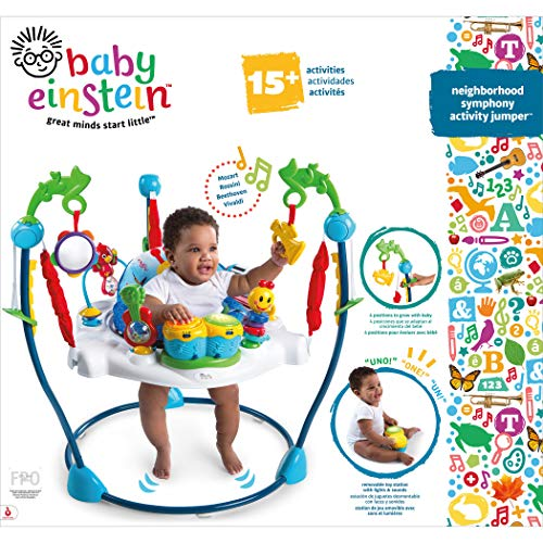 5b18a110eaee Jual Baby Einstein Neighborhood Symphony Activity Jumper -