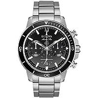 Bulova 96B272 Mens MARINE STAR Chronograph Watch w/ Date