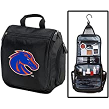 Boise State University Toiletry Bags Or Hanging Boise State Broncos Shaving Kits