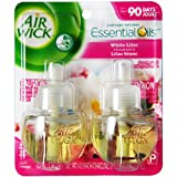 Air Wick White Lilac Scented Oil (2X.67) oz
