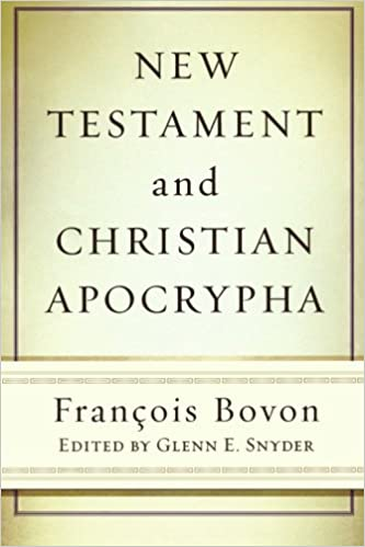 Book New Testament and Christian Apocrypha