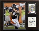 NFL Tim Tebow Denver Broncos Player Plaque