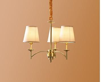 Kronleuchter Kueche Style : Mena home american style rural copper lamp einfach wohnzimmer