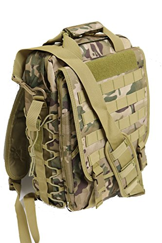 Used, Multifunction Military Tactical Laptop Case / Bag (Multicam) for sale  Delivered anywhere in USA