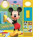 img - for Mickey Mouse Clubhouse - Lights On, Lights Off! - Play-a-Sound - PI Kids (Mickey Mouse Clubhouse: Play-a-sound) book / textbook / text book