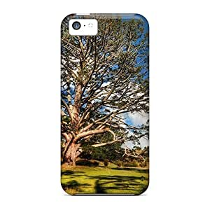 linJUN FENGTpu E-Lineage Shockproof Scratcheproof Mighty Tree On A Hill Hard Case Cover For iphone 6 plus 5.5 inch