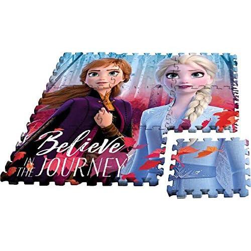 519zsy uK L. SS500 Home Frozen Alfombras infantiles Decoración de pared Decoración del hogar Unisex Adulto Alfombra puzle eva de Frozen 2 (KD-WD20835)