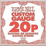 Ernie Ball 1020 Single Plain Guitar String (.020)