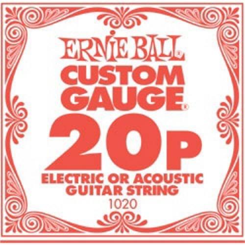1020 single plain guitar string