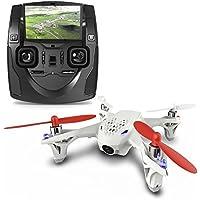 Hubsan H107D FPV X4 5.8G 4CH 6 Axis RC Drone Quadcopter VS Estes Protox FPV