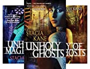 Unholy magic downside ghosts book 2 kindle edition by stacia downside ghosts 5 book series fandeluxe Document