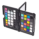 X-Rite ColorChecker Passport Photo (MSCCPP) Color Balance Target for Photography