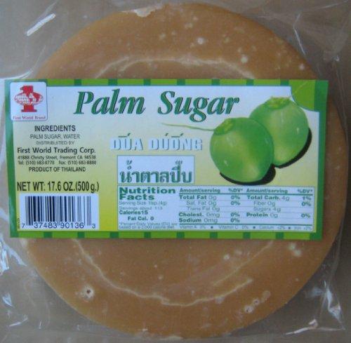 First World Palm Sugar 17 6oz product image