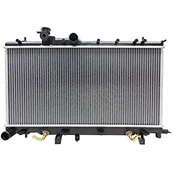 RADIATOR FOR SAAB SUBARU FITS IMPRENZA BAJA 9-2X 2.0 2.5 H4 4CYL 2703