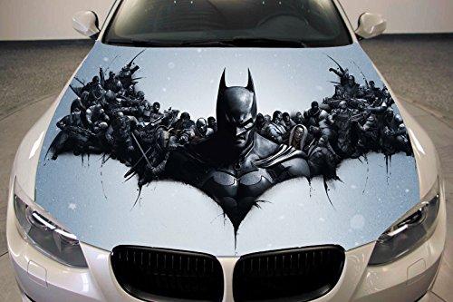 Batman Full Color Sticker Car Hood Vinyl Sticker Car Vinyl