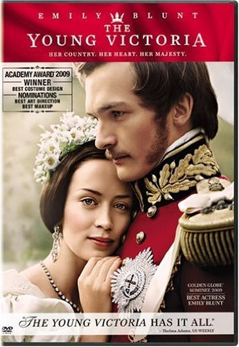 Image result for young victoria dvd cover