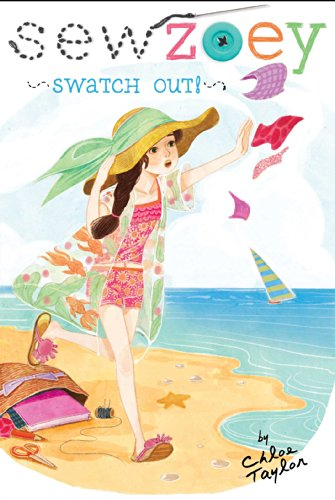 Swatch Out! (Sew Zoey Book 8) - For Sale Swatch