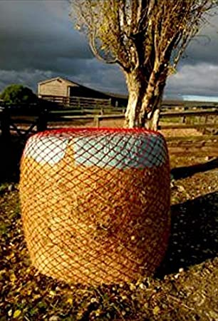 CWELL GREEDY FEED ROUND BALE 6ft. HAYLAGE JUMBO SLOW FEEDERS HAYNETS SALE