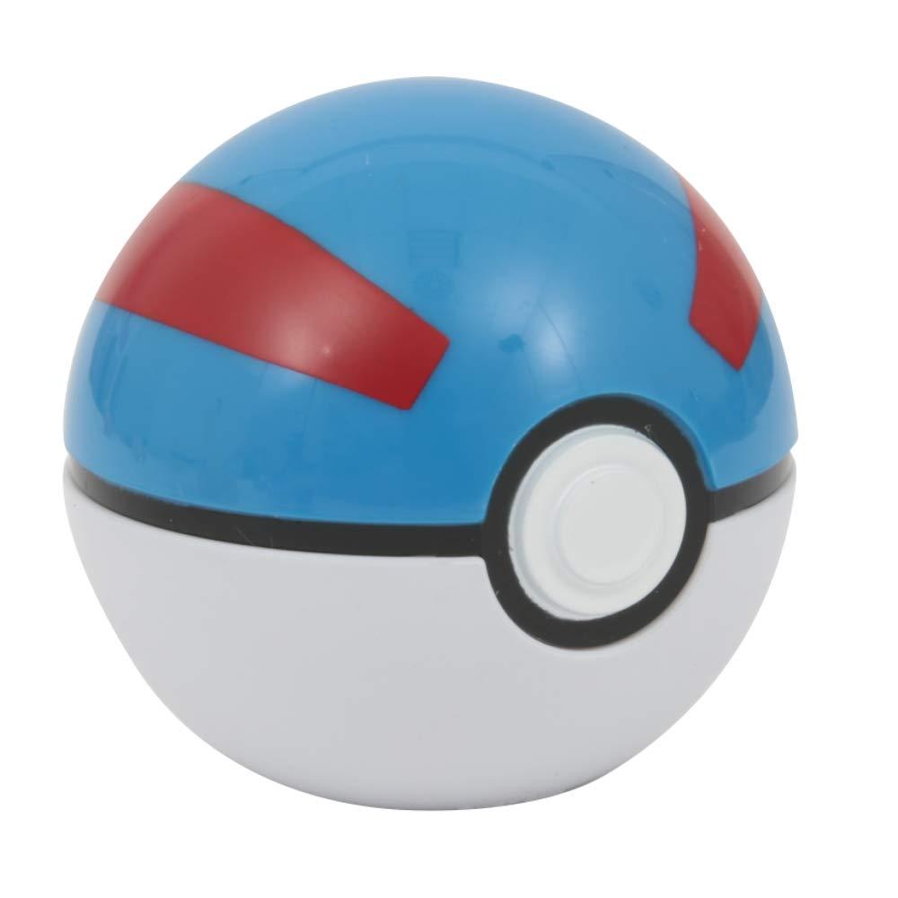 Giochi Preziosi Pokemon Pokemon Clipn Go con Personaggio Munchlax /& Ultra Ball