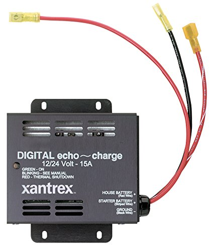 Xantrex 82-0123-01 Echo Charge for 12 and 24V Systems 24v Battery System
