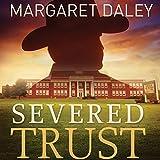 Bargain Audio Book - Severed Trust  Men of the Texas Rangers