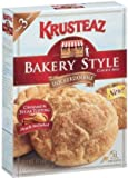 Krusteaz Snickerdoodle Cookie Mix, 17.5-Ounce Boxes (Pack of 2) by Krusteaz