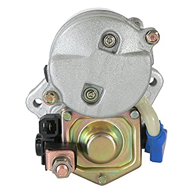 DB Electrical SND0184 Starter For Crysler 3.5 3.5L 300 Series 99 00 01 02 03/3.2 3.2L Concorde (99-03) Dodge 3.2L 3.5L Intrepid (98-03) Plymouth 3.5L Prowler 00 01/4609346, 4609346AB,228000-6112: Automotive