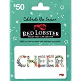 Red Lobster Holiday $50 Gift Card