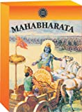 Mahabharata by Amar Chitra Katha- The Birth of Bhagavad Gita- 42 Comic Books in 3 Volumes (Indian Mythology for Children/regional/religious/stories)