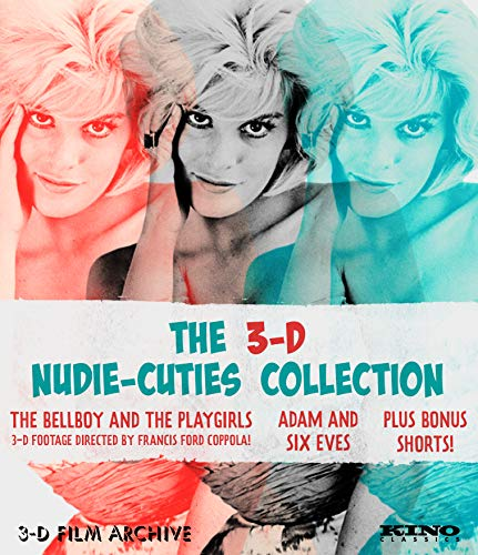 The 3-D Nudie-Cuties Collection [Blu-ray]