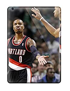 Pauline F. Martinez's Shop portland trail blazers nba basketball (3) NBA Sports & Colleges colorful iPad Air cases 5489145K613200886