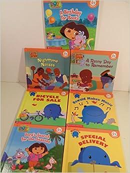 Nick Jr Book Club 7 Volume Set By Scholastic Seven Popular Nick Jr