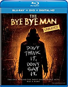Cover Image for 'The Bye Bye Man (Unrated) [Blu-ray + DVD + Digital HD]'