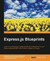 Express.js Blueprints Front Cover
