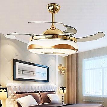 Perfekt Whyin Modern 42 In Deckenventilator Licht Mit LED Licht Kit Mit  Fernbedienung Für Esszimmer