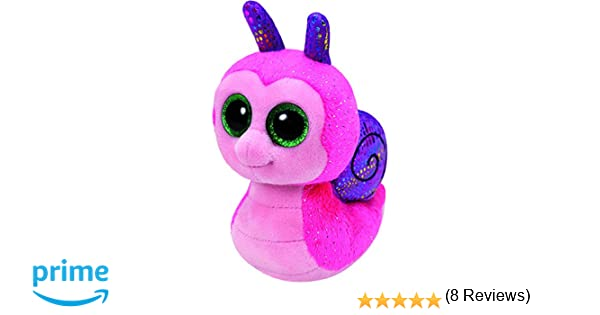 Ty - Beanie Boos Scooter, Caracol, 15 cm, Color Rosa (United Labels Ibérica 37199TY): Amazon.es: Juguetes y juegos