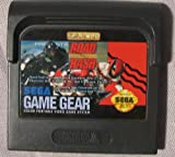Sega Game Gear Road Rash Cartridge
